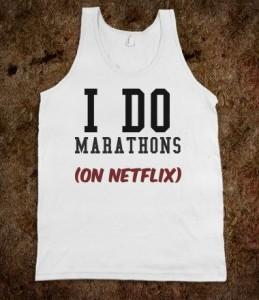 Netflix maraton