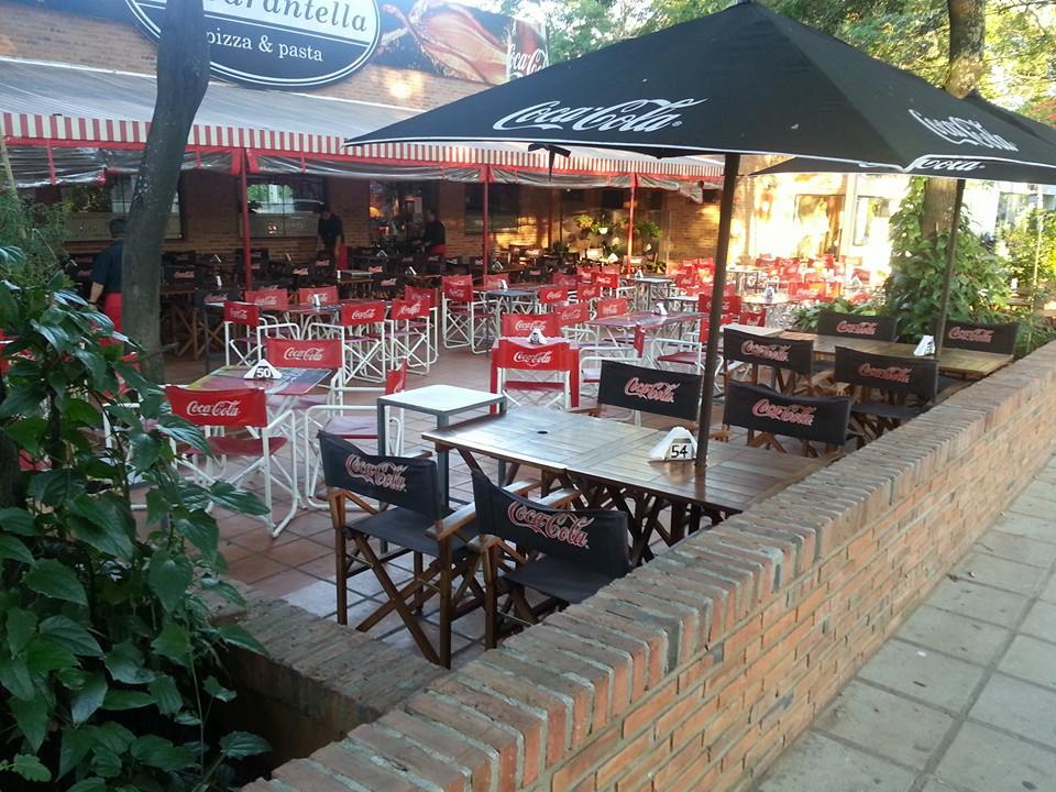 Lugares para ir a comer con niños en Asunción y alrededores