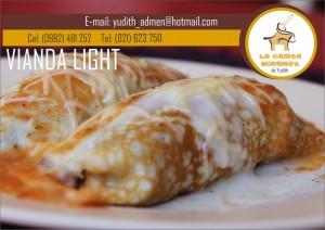 Viandas Light: 10 opciones dentro de Asunción y alrededores | Frugalísima