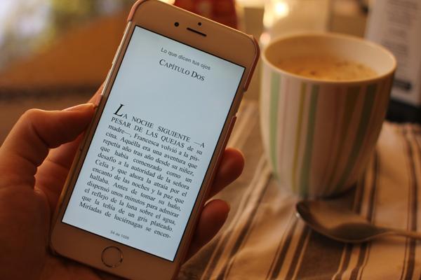 Ventajas de los libros digitales y mi reencuentro post-maternidad | Frugalísima