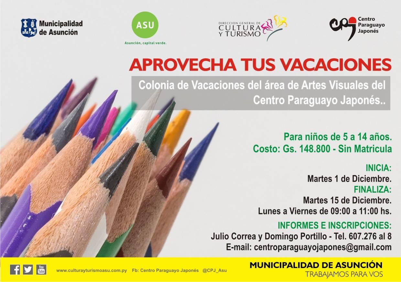 12 Actividades para niños en Vacaciones 2015 – 2016 en Asunción y alrededores   Frugalísima