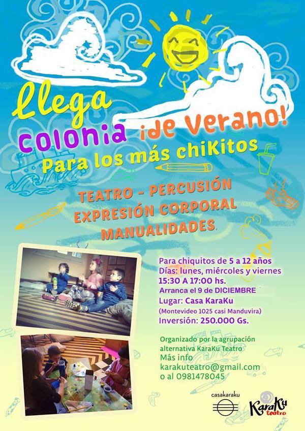 12 Actividades para niños en Vacaciones 2015 – 2016 en Asunción y alrededores | Frugalísima