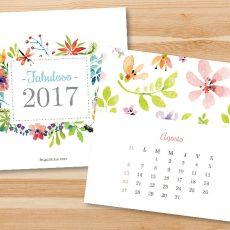 Calendario 2017: Seis hermosos diseños para descargar gratis