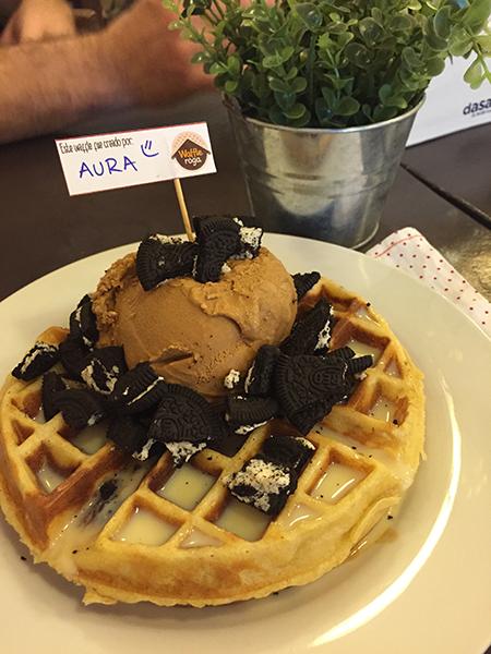 waffle roga