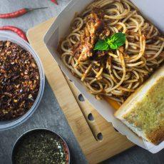 3 Geniales opciones de restaurantes con delivery en Asunción